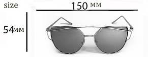 Женские солнцезащитные очки polarized (Р8931-4), фото 3