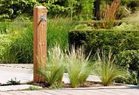 Декоративная водоразборная колонка для сада Pillar (под дерево)