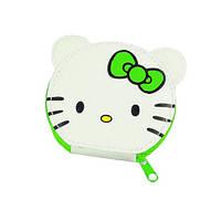 Маникюрный набор Котик Зеленый