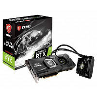 Видеокарта MSI GeForce RTX2080 Ti 11Gb SEA HAWK X (RTX 2080 Ti SEA HAWK X), фото 1