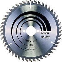 Пильный диск по дереву Bosch Optiline Wood 190 мм 48 зубов (2608640617)