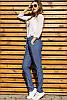 Джинсовые облегченные брюки Радмила 48-60рр, фото 2