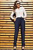 Джинсовые облегченные брюки Радмила 48-60рр, фото 3