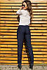 Джинсовые облегченные брюки Радмила 48-60рр, фото 4