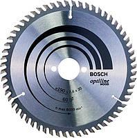 Пильный диск по дереву Bosch Optiline Wood 190 мм 60 зубов (2608641188)