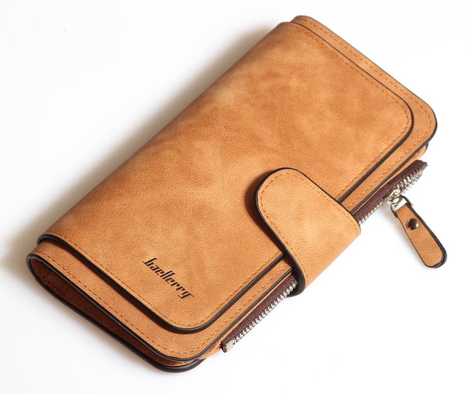 Клатч кошелек Balleri,светло коричневый