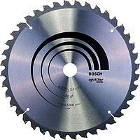 Пильный диск по дереву Bosch Optiline Wood 305 мм 40 зубов (2608640440)