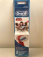 Насадки для зубных щеток Braun Oral-B Stages Power (Star Wars) EB10 2 шт., фото 1