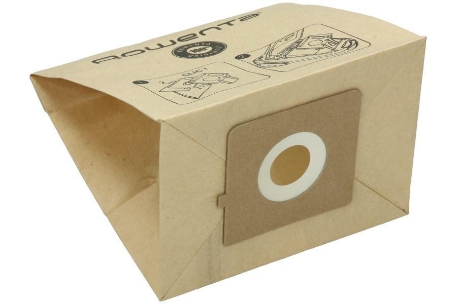 Мешок бумажный для пылесоса Rowenta RS-RT9976