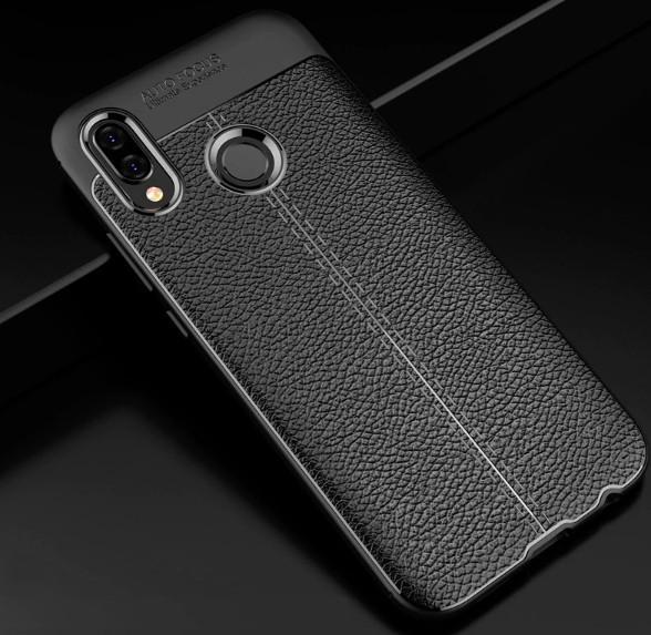 Защитный чехол-накладка под кожу Huawei P Smart 2019