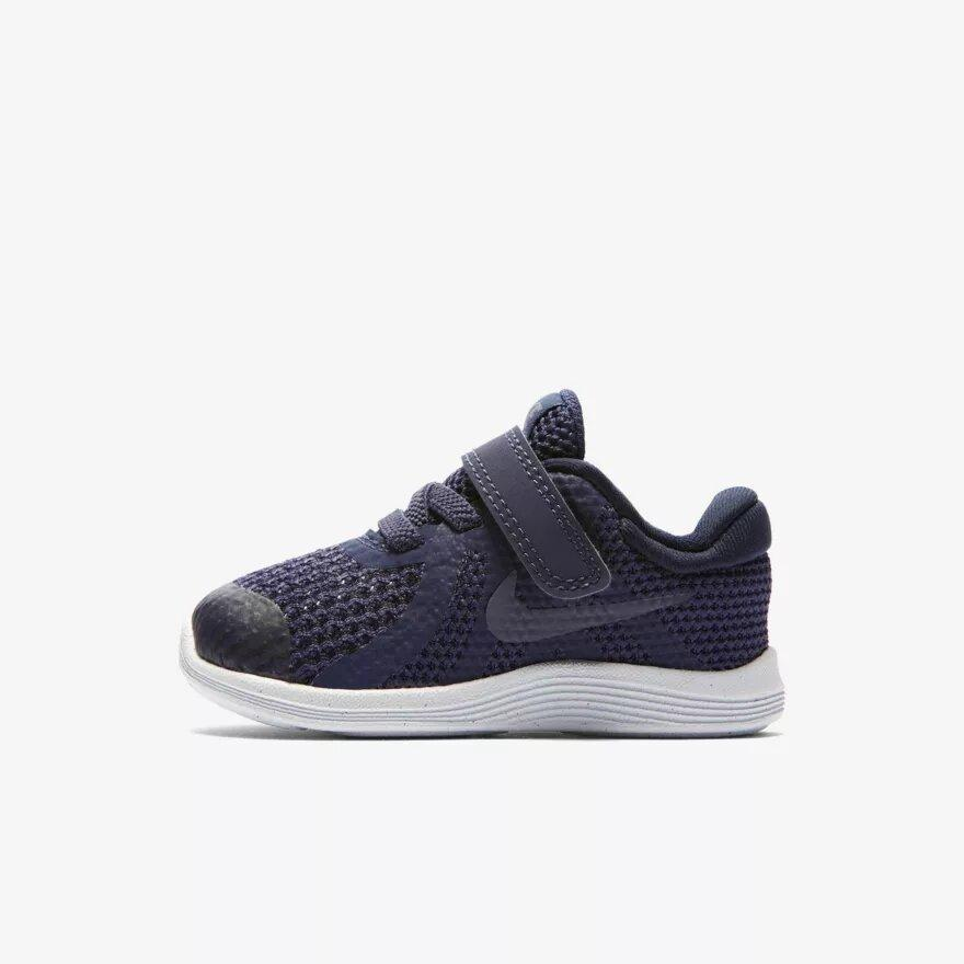 13696b16 Детские Кроссовки Nike Revolution 4 Gs 943304-501 (Оригинал) - Football  Mall -