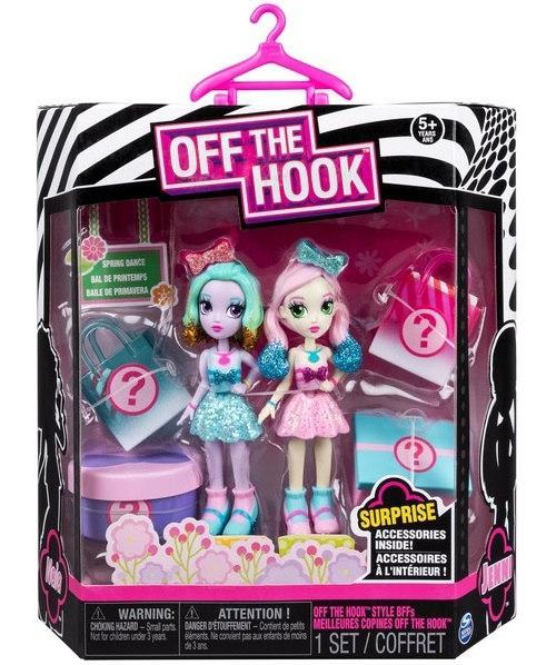 """Off the Hook:набор из двух стильных кукол (серия """"Весеннее диско"""") SM74301/0038"""