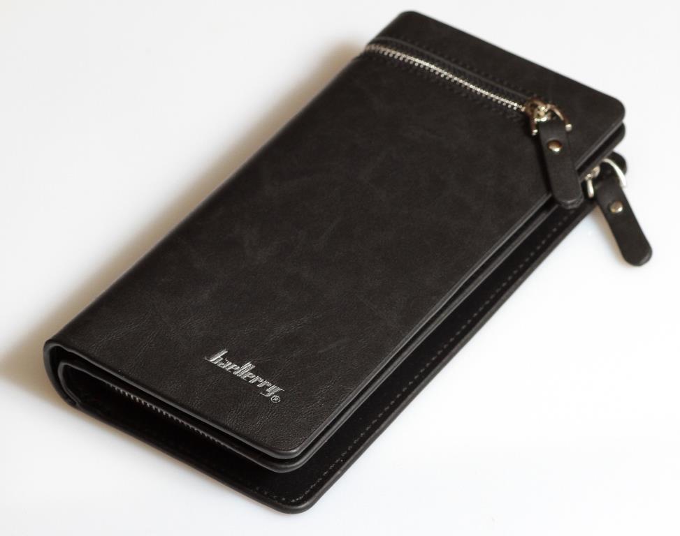 Клатч портмоне Balleri, черный