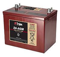 Не обслуживаемая аккумуляторная батарея модель 24-AGM