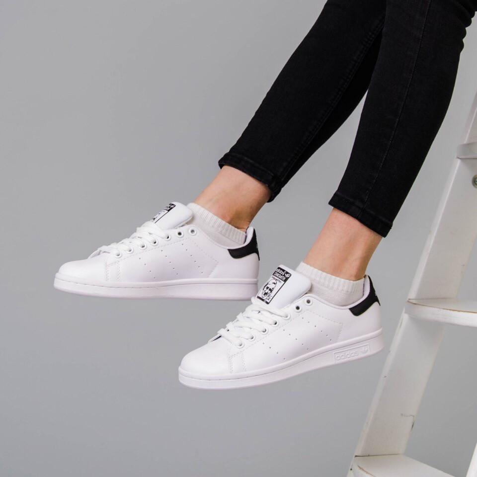 Кроссовки женские Adidas Stan Smith. ТОП КАЧЕСТВО !!! Реплика