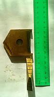 Пластина к  перовому сверлу(перо)D52мм.Р6М5, фото 1