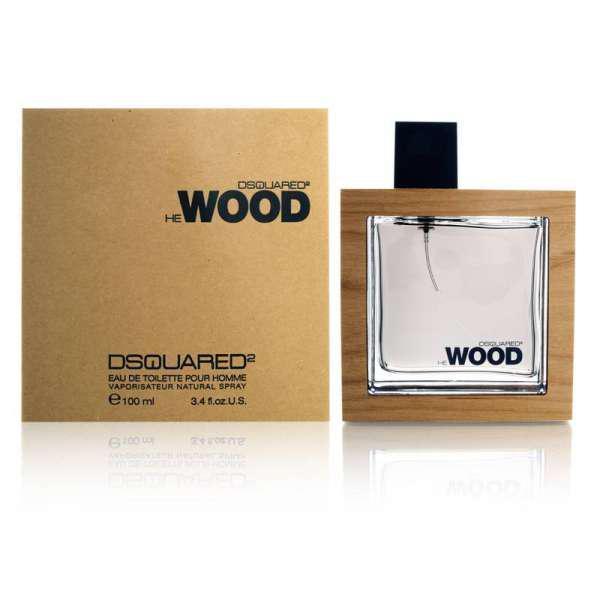 Туалетная вода мужская Dsquared2 He Wood 100ml (копия) - Мужская парфюмерия