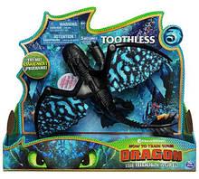 Как приручить дракона 3: Ночная Фурия Беззубик музыка+свет / How to Train Your Dragon: Toothless