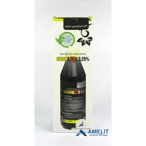 Хлоракс 5,25% (Chlorax, Cerkamed), жидкость 400мл