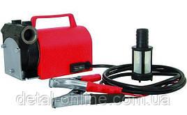 KPT Насос для дизельного топлива 12В 40л/мин кабель-2,5м фильтр
