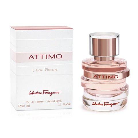 Туалетная вода женская Salvatore Ferragamo Attimo L Eau Florale 100ml (копия) - Женская парфюмерия