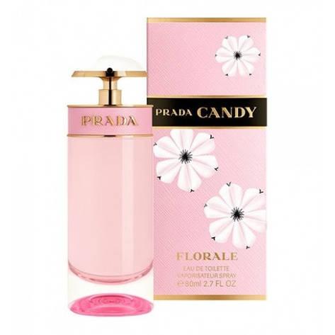 Парфюмированная вода женская Prada Candy Florale 100ml (копия) - Женская парфюмерия, фото 2