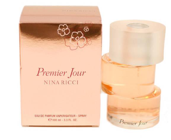 Парфюмированная вода женская Nina Ricci Premier Jour 100ml (копия), фото 2