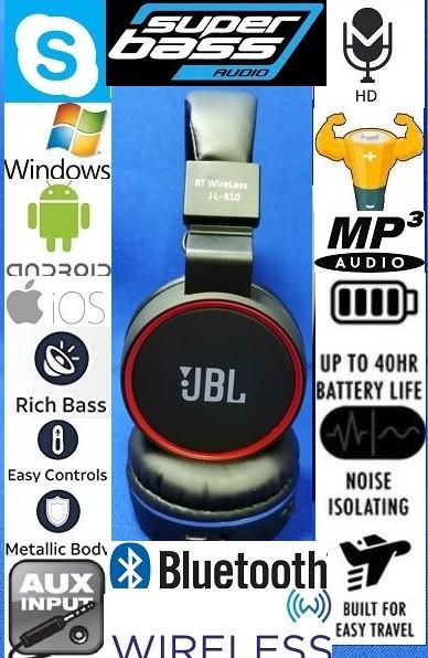Беспроводные Bluetooth наушники JBL ( гарнитура )
