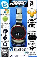 Беспроводные Bluetooth наушники JBL ( гарнитура ), фото 1