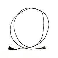 Шнур для слухового аппарата 3 pin на одно ухо