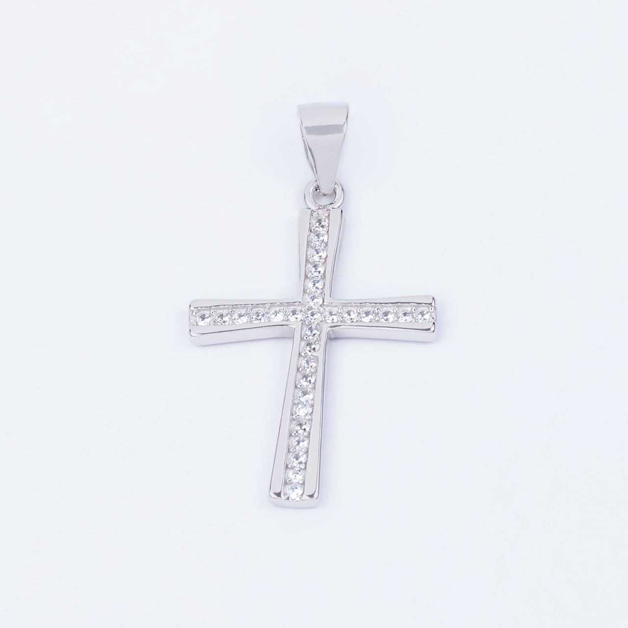 Срібна підвіска