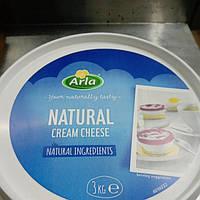 Крем-сир Arla Natural 70% ж 3 кг