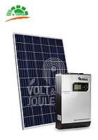 Солнечная сетевая электростанция 30 кВт (Эконом)