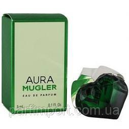 Aura Mugler EDP 5 ml  парфумированная вода женская (оригинал подлинник  )