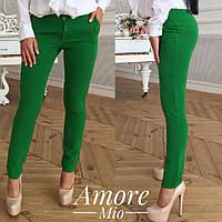 Женские классические брюки в расцветках r7312275