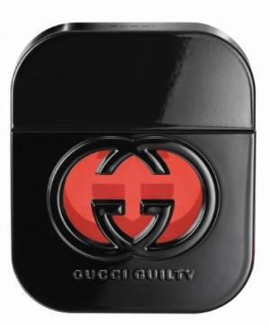 Туалетная вода женская Gucci Gucci Gucci Guilty Black Pour Femme 75ml (копия) - Женская парфюмерия, фото 2