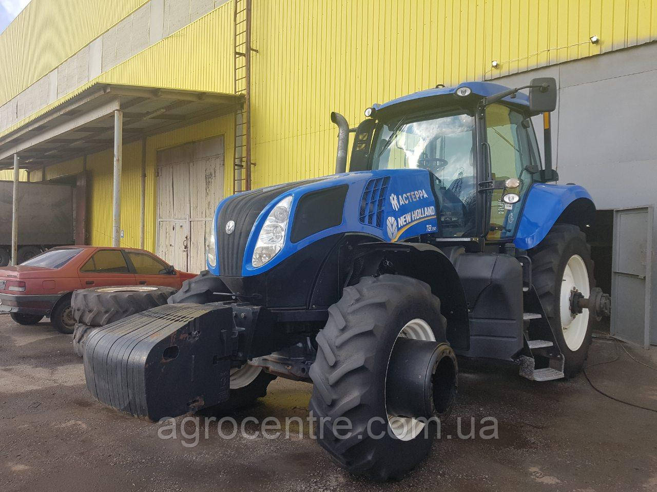 Трактор Case,New Holland T8.390