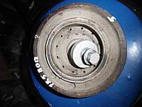 Шкив коленчатого вала (1,5 dci 8V) Renault Kangoo I 03-08 (Рено Кенго), 8200185800