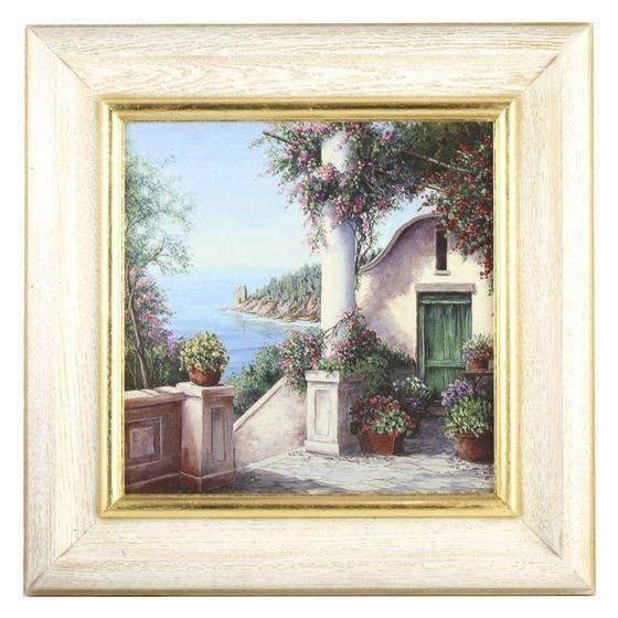 Картины на дереве Италия