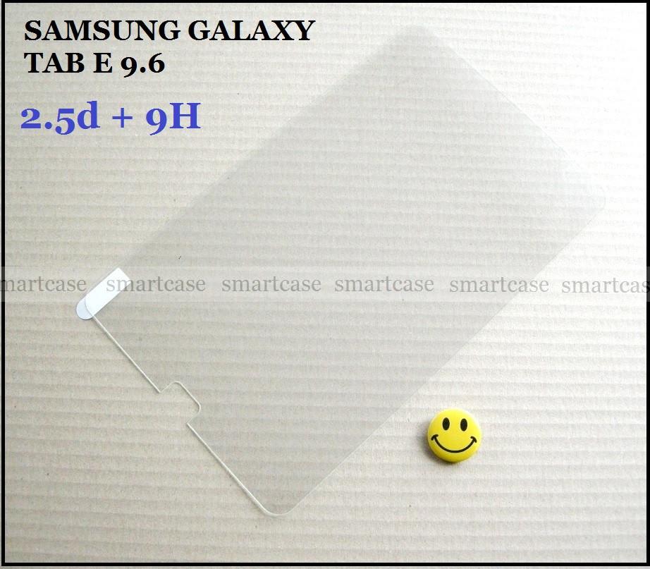 Водостойкое (олеофобное) защитное стекло Samsung Galaxy Tab E 9.6 SM-T561 SM-T560 2.5D 0.33 мм