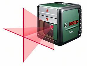 Лазерный нивелир BOSCH Quigo III (металлическая упаковка)