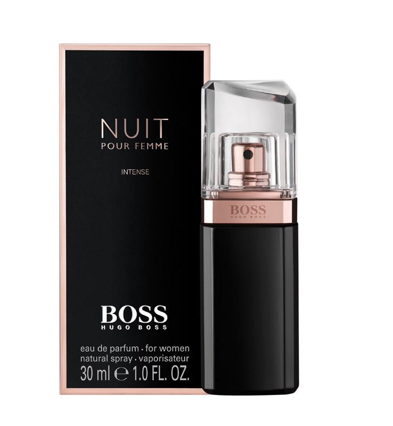 Парфюмированная вода женская Hugo Boss Nuit Pour Femme Intense 75ml (копия) - Женская парфюмерия