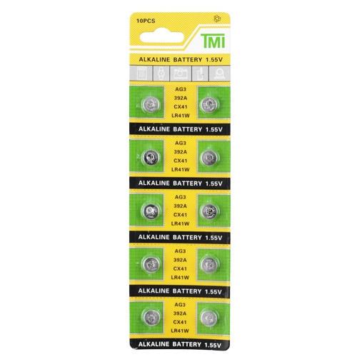 Батарейка AG3 (10шт)