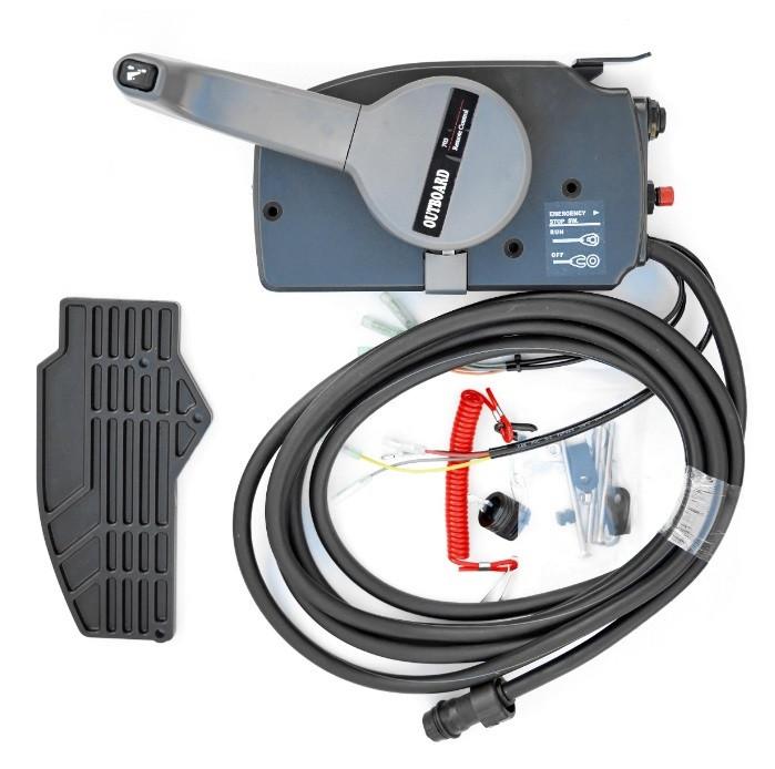 Командер для лодочного мотора Yamaha тип 703 NEW 10 pin