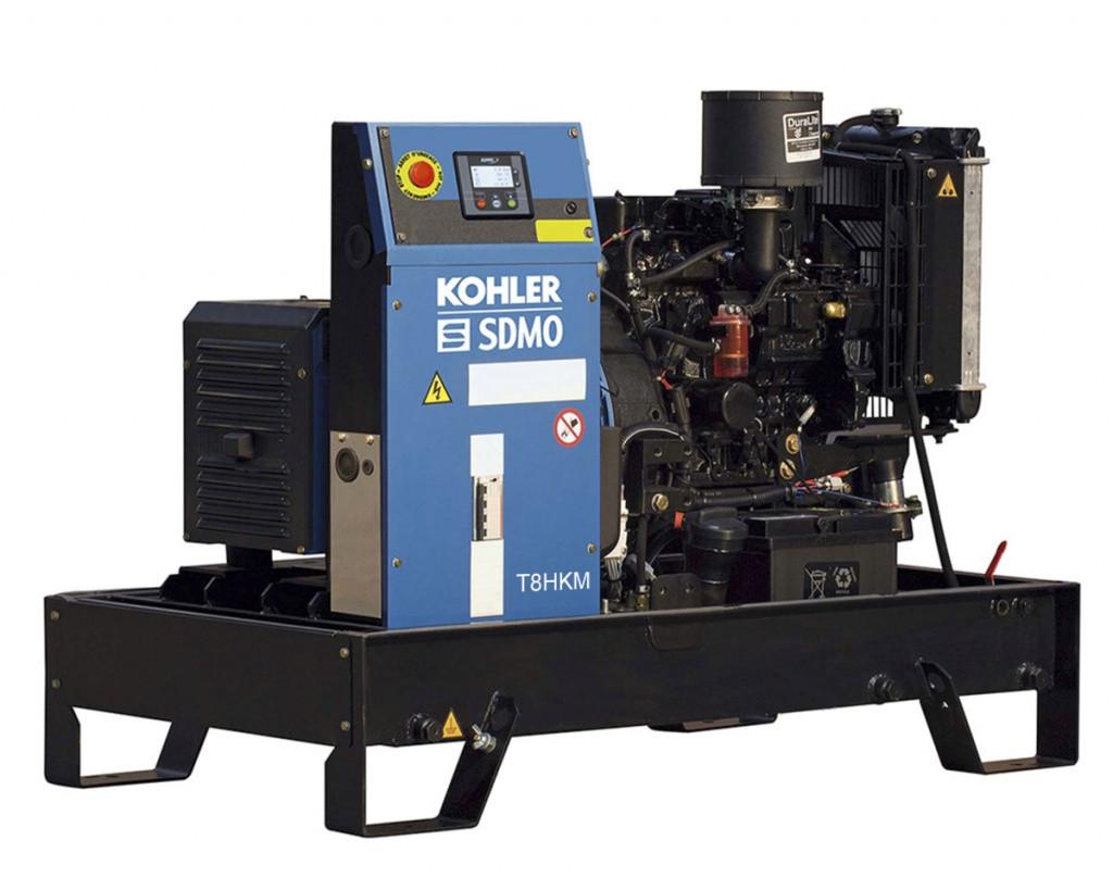 Дизельный генератор SDMO T8HKM (7,5 кВт)