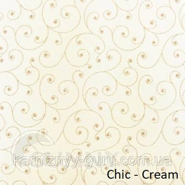 Рулонные шторы для окон в открытой системе Sunny, ткань Chic