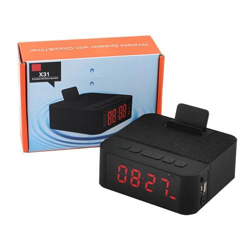Bluetooth-колонки JBL X31, c функцією PowerBank, speakerphone, радіо (копія)