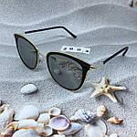 Стильные зеркальные солнцезащитные очки, фото 2