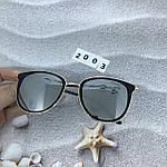 Стильные зеркальные солнцезащитные очки, фото 5