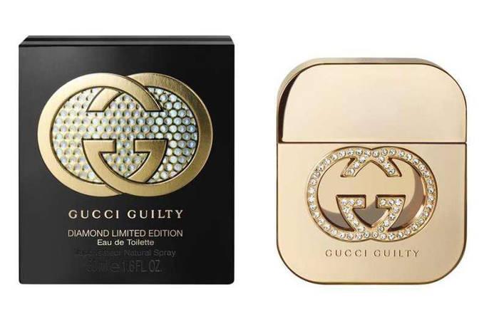 Туалетная вода женская Gucci Guilty Diamond Limited Edition 75ml (копия) - Женская парфюмерия, фото 2